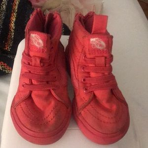 Toddler cans size 5.5